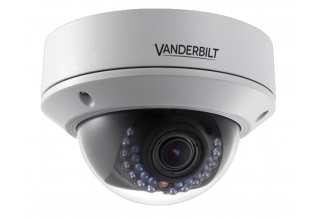 VANDERBILT EVENTYS CVMS1310-VIR 1.3MP DOME, IR VARIFOCAL, VAND.